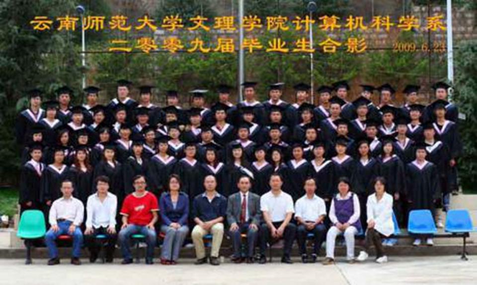 05级毕业生——放飞梦想