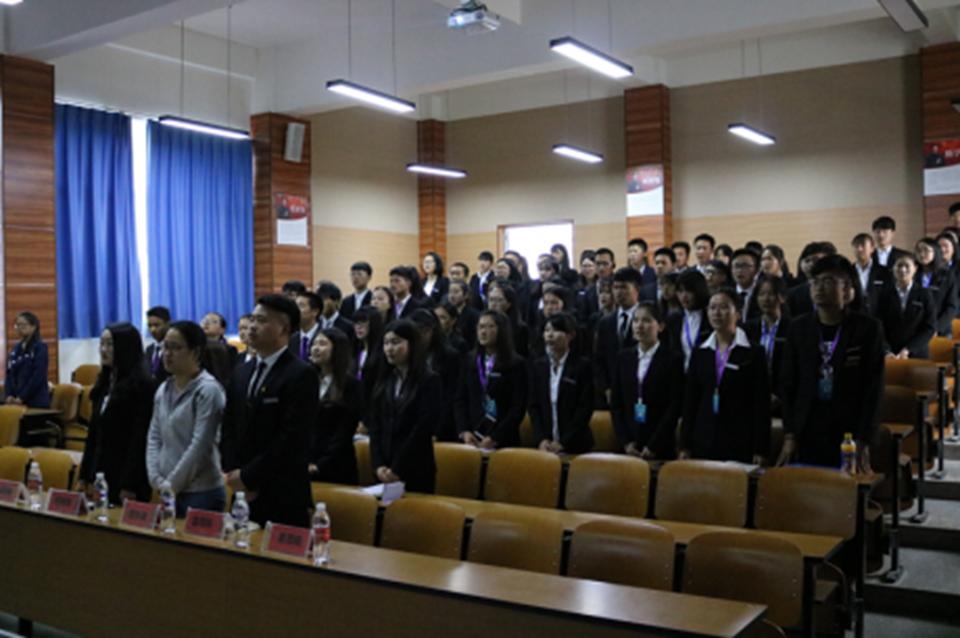 团委学生会第二次大会顺利召开