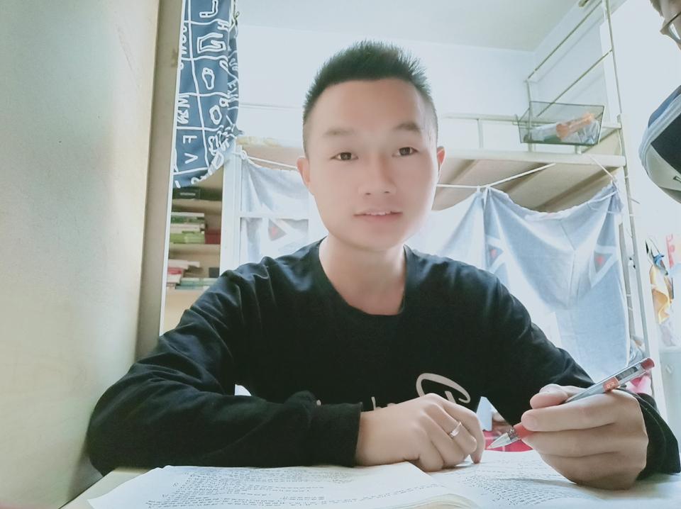 """自强之星——刘都(2018年校级""""自强之星"""")"""