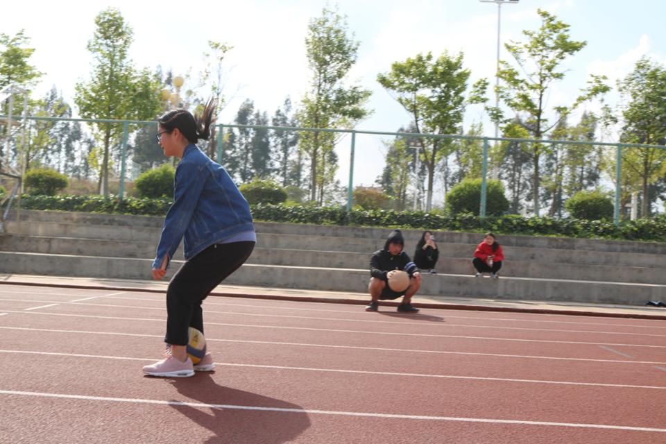 我运动,我健康,我快乐——别开生面的趣味运动会