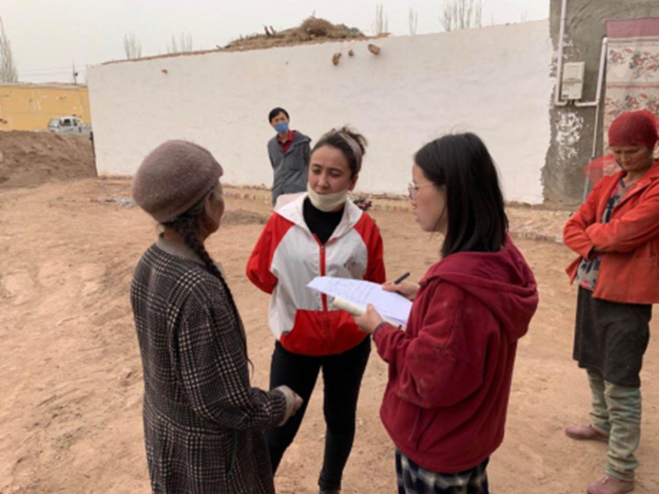 信息人:温圆圆,新疆喀什地区伽师县和夏阿瓦提镇人民政府